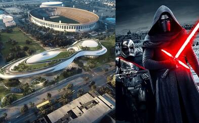 George Lucas onedlho otvorí veľkolepý futuristický Star Wars komplex za miliardu eur! Čo v ňom nájdete?