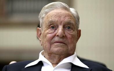 George Soros je prý jako Hitler a Evropa je jeho plynová komora, napsal kulturní komisař maďarské vlády