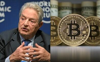George Soros nazval Bitcoin typickou bublinou. Vplyvný miliardár však vyzdvihuje technológiu blockchain