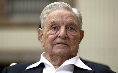 George Soros oslavil 90 let. Prý může za chemtrails a uprchlíky