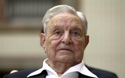 George Soros žádá vyšší zdanění nejbohatších lidí. Američtí miliardáři chtějí na daních přispívat víc