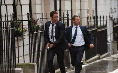 Gerard Butler v dalším traileru k akční pecce London Has Fallen znovu zachraňuje amerického prezidenta před teroristy