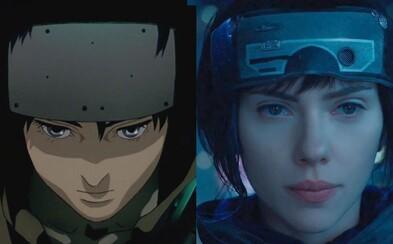 Ghost in the Shell so Scarlett Johansson bude mať s japonským anime spoločného viac než dosť. Presvedčte sa v parádnom videu