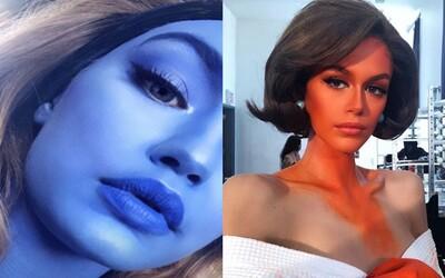 Gigi Hadid ako modrá mimozemšťanka? Moschino predstavilo kampaň inšpirovanú nelegálnymi prisťahovalcami