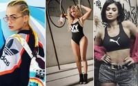 Gigi Hadid, Kylie Jenner, Beyoncé a ďalšie celebrity dokazujú, že athleisure je na vrchole