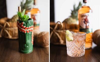 Gin-tonic ťa už nebaví? Osviež sa týmito originálnymi drinkmi