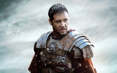 Gladiátor, schizofrenický matematik a génius, to je Russell Crowe