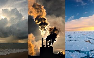 Globálne otepľovanie spracované na jednom obrázku s dátami už od roku 1850 ukazuje, že Zem sa skutočne prehrieva