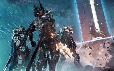 Godfall bude první hrou, která využije grafiku nového PlayStationu 5 naplno
