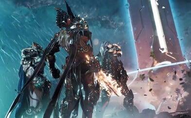 Godfall bude prvou hrou, ktorá využije grafiku nového PlayStationu 5 naplno