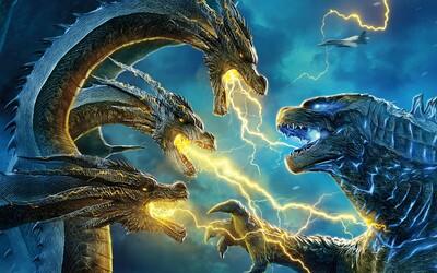 Godzilla 2 je snem každého fanouška blockbusterů a soubojů obrovských příšer. Film však potápí hloupý scénář (Recenze)