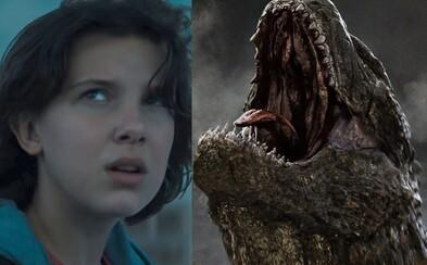 Godzilla a ostatné mytologické monštrá sa prebúdzajú a rozpútavajú chaos. King of the Monsters láka atmosférickým trailerom