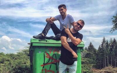 Gogo sprevádzal DJa EKG na dvoch obrovských párty na Slovensku a v Česku. Čo všetko obnáša táto práca?