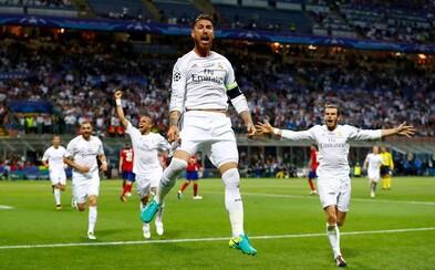 Gól z offsidu či nepremenená penalta. Výborné finále rozhodli až pokutové kopy, po ktorých sa raduje Real Madrid!