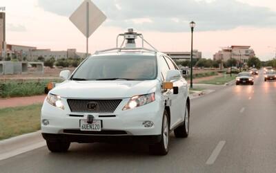 Google a Fiat vyrobí samořídící auta. Prý chtějí zlepšit bezpečnost na silnicích