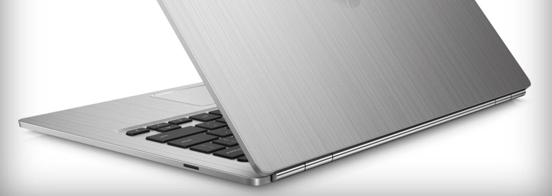 Google a HP predstavili tenký a dostupný ultrabook s najnovšími technológiami
