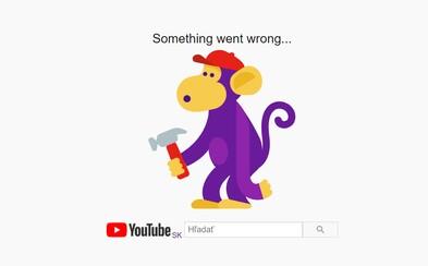 Google a YouTube mali masívny výpadok. Týkal sa celej Európy vrátane Slovenska