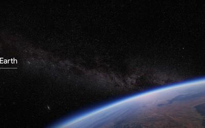 Google Earth prochází masivním vylepšením. Virtuální cestování po Zemi dostalo 3D mapy a webové prostředí