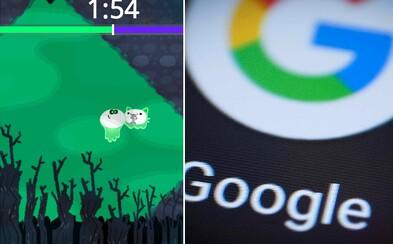 Google má halloweensku minihru, pri ktorej stráviš hodiny. V multiplayerovom šialenstve bojuješ proti ostatným hráčom