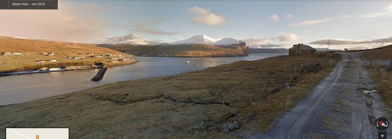 Google na Faerské ostrovy dlho zabúdal. Ľudom poslal vybavenie, aby mohli natočiť zábery pre Street View z ovčích chrbtov