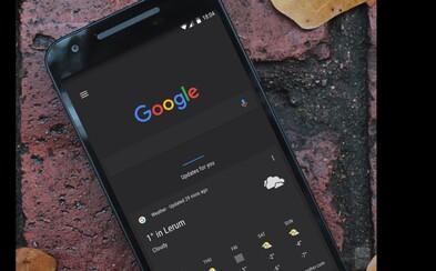 Google oznámil príchod tmavého prevedenia Androidu. Nakoniec však išlo o obrovskú chybu a používatelia po celom svete sú sklamaní