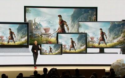 Google predstavil vlastnú hernú platformu Stadia. Ponúkne hranie v 4K a 60 FPS