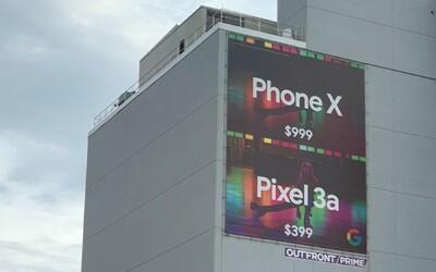Google provokuje Apple trefnou reklamou. iPhone má prý velké nedostatky a přemrštěnou cenovku