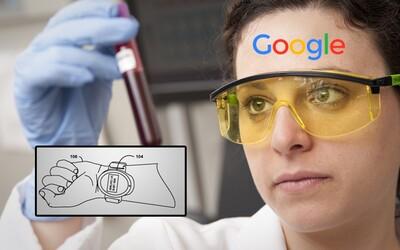 Google se chystá odebírat krev bez jehly a bolesti. Jeho inteligentní zařízení možná způsobí revoluci