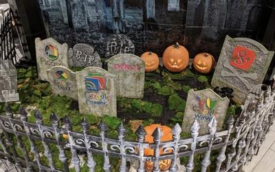 Google slaví Halloween způsobem, který rozzlobí tisíce uživatelů