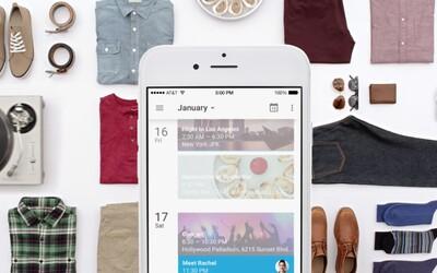 Google sprístupnil špičkovú aplikáciu kalendára už aj pre tvoj iPhone