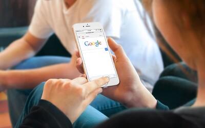 Google vyhledávač v mobilech o vás bude vědět všechno. Podle zájmů dokáže sestavit ideální nabídku zpráv