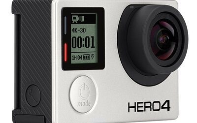 GoPro odhaluje novou kameru HERO4, zvládne 4K video a má dotykový displej