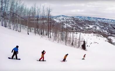 GoPro odhaľuje svoj nový dron Karma ďalším dychberúcim videom zo zasneženého Aspenu