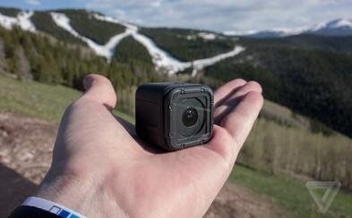 GoPro predstavilo svoju najmenšiu a najodolnejšiu kameru. Privítajte Hero 4 Session