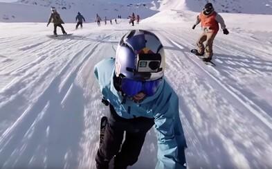 GoPro ukázalo dychberúce video z novej VR kamery Omni s 360-stupňovým záberom