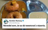 Gordon Ramsay ztrácí při hodnocení amatérských jídel fanoušků na Twitteru jakékoliv zábrany. Svou upřímností nešetří nikoho
