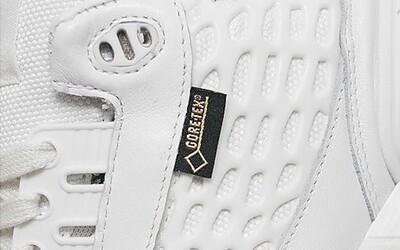 Goretexové adidas ZX 8000 Shield dokonce i v bílé