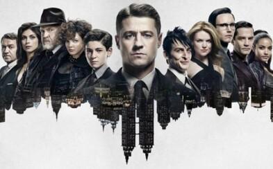 Gotham láka novým trailerom, v ktorom sa predstavujú budúci nepriatelia Batmana