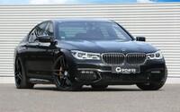 G-Power si vzalo do parády luxusní BMW se čtyřmi turby. Výsledkem je 460koňová limuzína