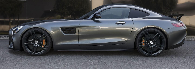 G-Power zobral do parády špičkové AMG GT. Výsledkom je atraktívnejší look a až 610 koní