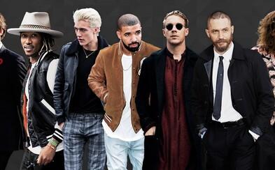 GQ menuje 13 najštýlovejších mužov na svete, tentokrát bez Kanyeho