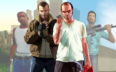 Grand Theft Auto ako revolučná séria, ktorá za sebou zanecháva kultové hry, krásne spomienky a nostalgiu
