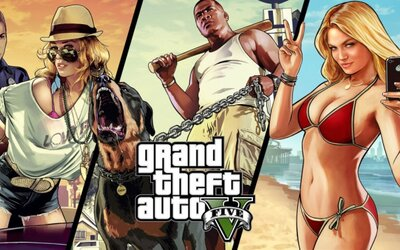 Grand Theft Auto V zamieri na PC, PS4 a Xbox One už tento rok!