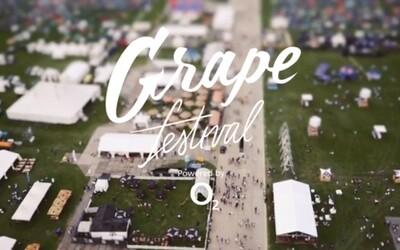 Grape Festival 2014 - Aftermovie je konečne tu!