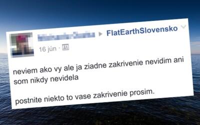 Gravitácia neexistuje, Zem je plochá a Antarktída uráža náš intelekt. Aj takýmto smutným veciam veria Slováci