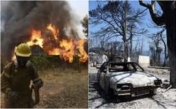 Grécko vyzvalo občanov, aby nenastavovali klimatizáciu pod 26 stupňov Celzia. Rodos horí