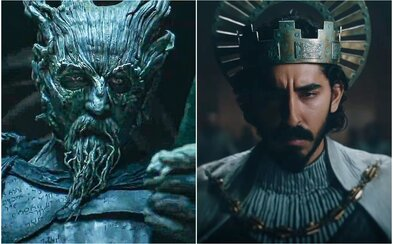 Green Knight je stredoveké fantasy s dychberúcim vizuálom. Predstavujeme čierneho koňa oscarovej sezóny