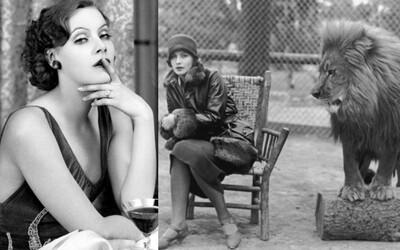 Greta Garbo byla nejkrásnější na světě, v posteli střídala muže i ženy a s kariérou sekla na svém vrcholu