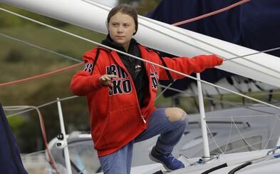 Greta Thunberg cestuje z Kanady do Chile, aniž by použila letadlo. Musí to stihnout do prosince