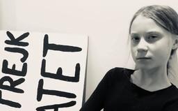 Greta Thunberg nepotrebuje masku na Halloween: Odporovateľov klimatickej krízy straším aj tak, tvrdí aktivistka